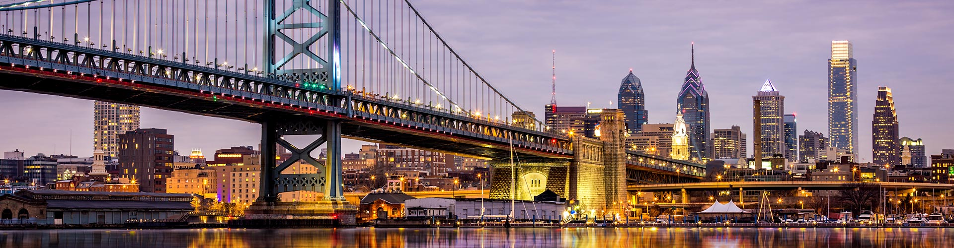 Youman Caputo Attorneys Benjamin Franklin Bridge Philadelphia